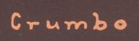 Artist Signature - Woodrow Wilson Crumbo (1912-1989) Woody Crumbo