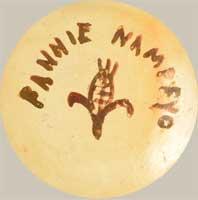 Artist Signature - Fannie Polacca Nampeyo (1900-1987) Corn Clan