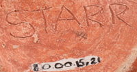 Artist Signature - STARR