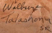 Wilburt Talashoma, Sr. (1924 - ) signature