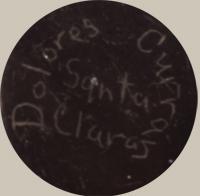 Dolores Curran (b.1954-) signature