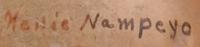 Nellie Douma Nampeyo (1896-1978) signature