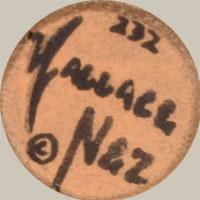 Artist Signature - Wallace Nez, Diné - Navajo Nation