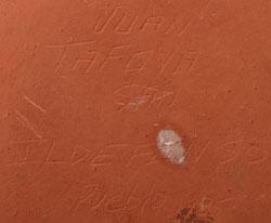 Artist Signature - Juan B. Tafoya, San Ildefonso Potter