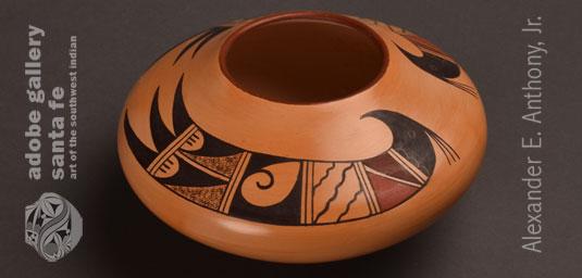 Alternate view of this Hopi-Tewa Jar.
