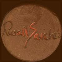 Artist Signature - Russell Sanchez, San Ildefonso Pueblo Potter