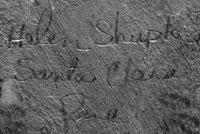 Artist Signature - Helen Shupla, Santa Clara Pueblo Potter