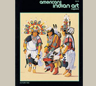 Hopi Artist Fred Kabotie 1900—1986 by Ronald McCoy Published in American Indian Art Magazine, Autumn 1990