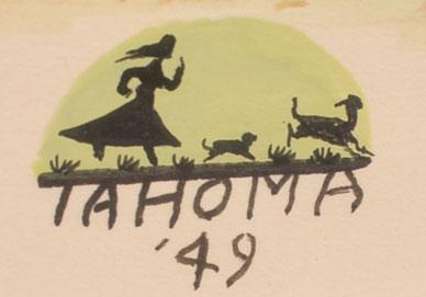 Artist Signature - Quincy Tahoma, Water Edge (Near Water)