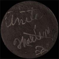 Artist Signature - Anita Martinez, San Ildefonso Pueblo Potter