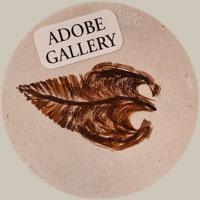 Helen Naha - Feather Woman, Hopi Pueblo Potter hallmark feather
