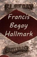 Navajo Jewelry - Francis Begay hallmark signature