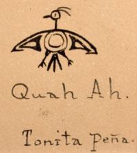 Tonita Peña, Quah Ah, San Ildefonso Pueblo Artist