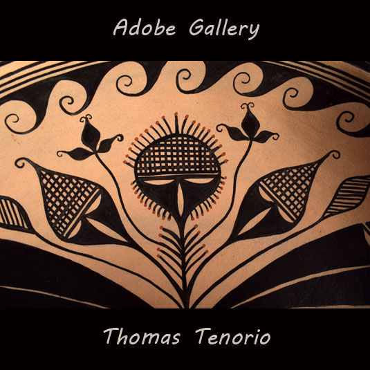 Alternate close-up view of inside bowl designs.
