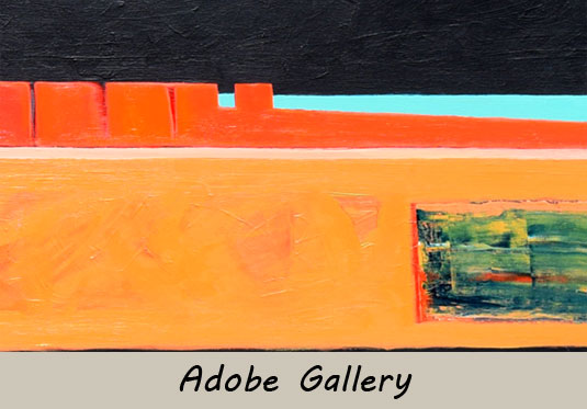 Alternate close-up view of a section of this painting.