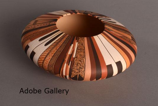 Alternate view of this wonderful seed jar by Mark Tahbo.