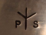 Artist Hallmark signature of Phillip Sekaquaptewa, Hopi Pueblo Jeweler