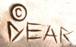 Artist Signature of David Dear, Western Jewelry Artist