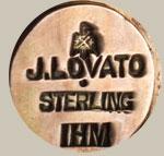 Artist Hallmark Signature of Julian Lovato, Kewa Jeweler
