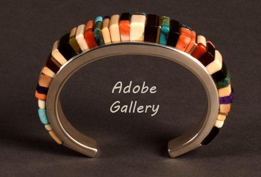 Alternate view of this bracelet.