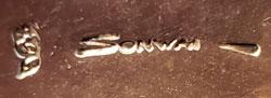 Artist Signature of Verma Nequatewa Sonwai