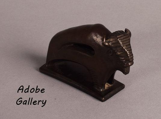 Alternate view of this bronze.