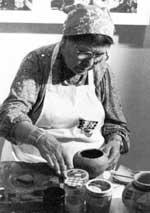 Picture of Daisy Hooee Nampeyo Hopi Pueblo