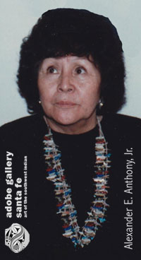Dolores Lewis Garcia (1938- ) image Adobe Gallery