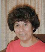Picture of Geraldine or Geri Naranjo Santa Clara Pueblo