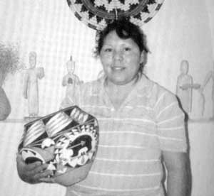 Picture of Goldie Hayah - Acoma Pueblo