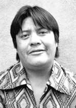 Picture of James Garcia Nampeyo of Hopi Pueblo