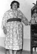 Picture of Laurencita Herrera of Cochit Pueblo