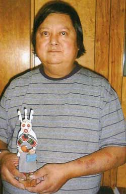 picture of Lowell Talashoma, Sr.