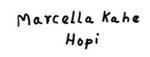 Picture of Marcella Kahe Signature Hopi Pueblo