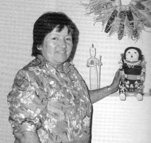 Picture of Mary Frances Herrera - Cochiti Pueblo