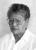 Picture of Mary Singer of Santa Clara Pueblo
