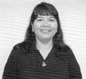 Picture of Maxine Gachupin toya of Jemez Pueblo
