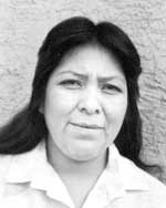 Picture of Nelda Namasie Nampeyo of Hopi Pueblo