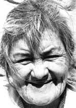 Rachel Namingha Nampeyo of Hopi Pueblo