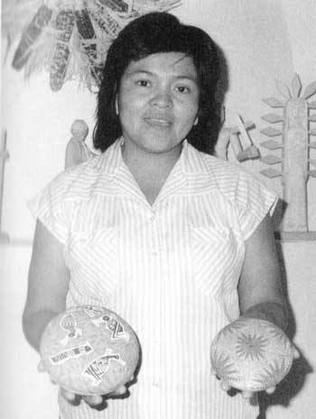 Source: Southern Pueblo Pottery: 2,000 Artist Biographies by Gregory Schaaf. CIAC Press, Santa Fe. 2002.  Artist image courtesy of John D Kennedy, Georgiana Kennedy Simpson and Gregory Schaaf.