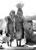 Picture of Rosalia Medina Toribio of Zia Pueblo, New Mexico