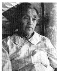 Image of Sadie Adams Hopi Pueblo - Source Unknown