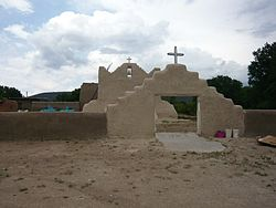 San Lorenzo de Picuris Pueblo, New Mexico