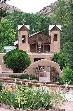 Santuario - Chimayo, New Mexico