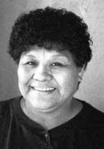 Picture of Shirley Benn Nampeyo of Hopi Pueblo