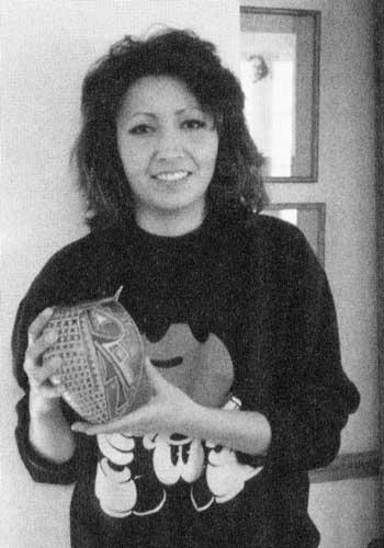 Picture of Susan Folwell Santa Clara Pueblo