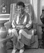Picture of Teresita tafoya Naranjo of Santa Clara Pueblo