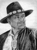 Picture of Tommy Singer Diné Navajo Nation