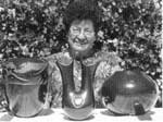 Artist image  of Toni Roller courtesy of Gregory Schaaf.  Reference: Pueblo Indian Pottery: 750 Artist Biographies by Gregory Schaaf.