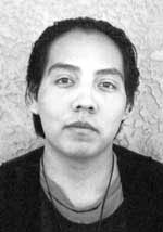Picture of Virgil Ortiz of Cochiti Puelbo